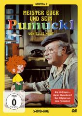 Meister Eder und sein Pumuckl, 5 DVDs Cover
