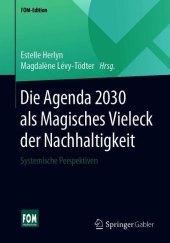 Die Agenda 2030 als Magisches Vieleck der Nachhaltigkeit