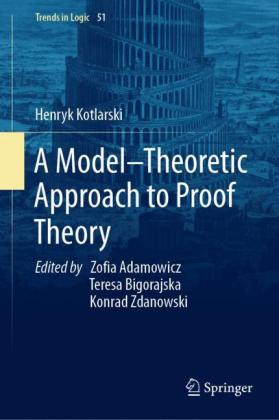 A Model-Theoretic Approach to Proof Theory