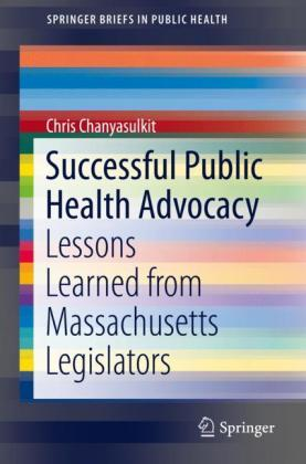 Successful Public Health Advocacy