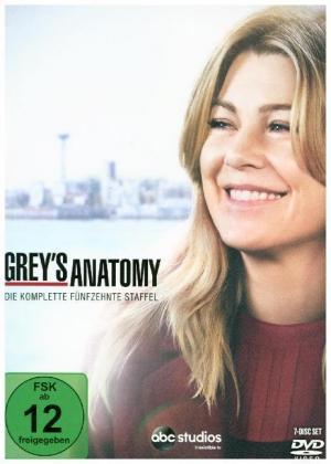 Grey's Anatomy, 7 DVD