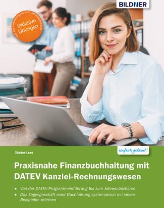 Praxisnahe Finanzbuchhaltung mit DATEV Kanzlei-Rechnungswesen pro