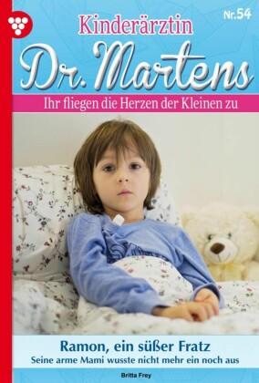 Kinderärztin Dr. Martens 54 - Arztroman