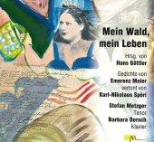 Mein Wald, mein Leben, Audio-CD Cover