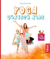 Yoga Quatsch Kids Cover