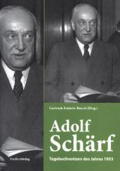 Tagebuchnotizen des Jahres 1953