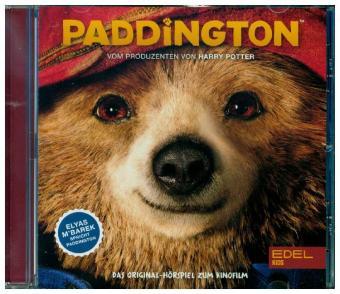 Paddington 1 - Das Original Hörspiel zum Kinofilm, 1 Audio-CD