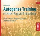 Autogenes Training erlernen & gezielt einsetzen, 1 Audio-CD, MP3
