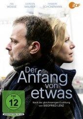 Der Anfang von etwas, 1 DVD Cover