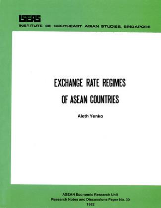 Exchange Rate Regimes of ASEAN Countries