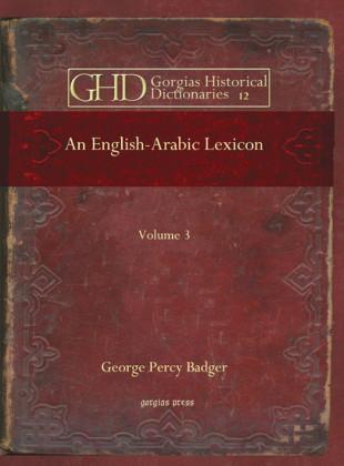 An English-Arabic Lexicon