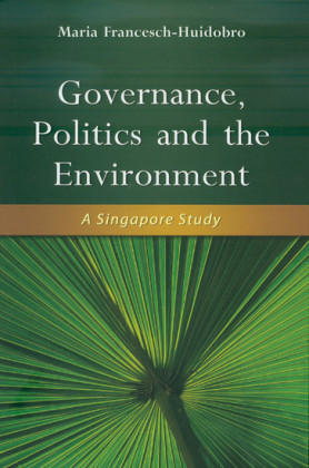 Governance, Politics and the Environment