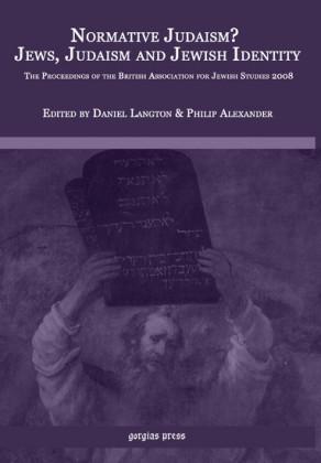 Normative Judaism? Jews, Judaism and Jewish Identity