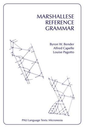 Marshallese Reference Grammar