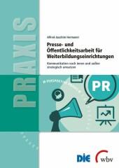 Presse- und Öffentlichkeitsarbeit für Weiterbildungseinrichtungen