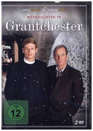 Grantchester - Weihnachten in Grantchester, 1 DVD