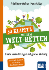 So klappt's mit dem Welt-Retten: Kompakt-Ratgeber, m. Spielplanposter Cover