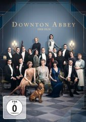 Downton Abbey - Der Film, 1 DVD Cover