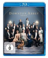 Downton Abbey - Der Film, 1 Blu-ray Cover