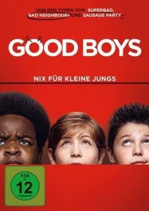 Good Boys - Nix für kleine Jungs, 1 DVD