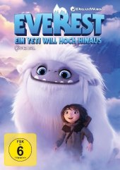 Everest - Ein Yeti will hoch hinaus, 1 DVD Cover