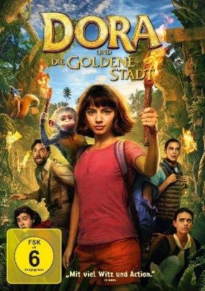 Dora und die goldene Stadt, 1 DVD