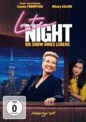 Late Night - Die Show ihres Lebens, 1 DVD Cover