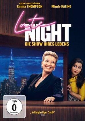 Late Night - Die Show ihres Lebens, 1 DVD