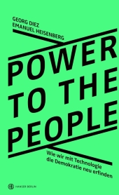 Power To The People Cover