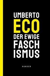 Der ewige Faschismus Cover