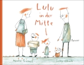 Lulu in der Mitte Cover