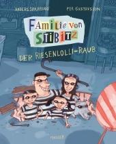 Familie von Stibitz - Der Riesenlolli-Raub Cover