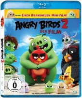 Angry Birds 2 - Der Film, Blu-ray