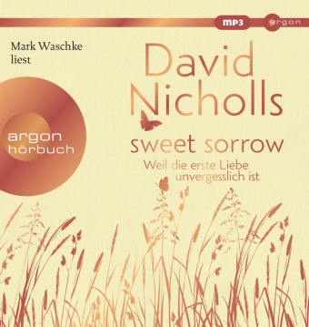 Sweet Sorrow, 2 Audio-CD, MP3