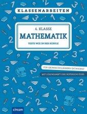 Klassenarbeiten Mathematik 4. Klasse Cover