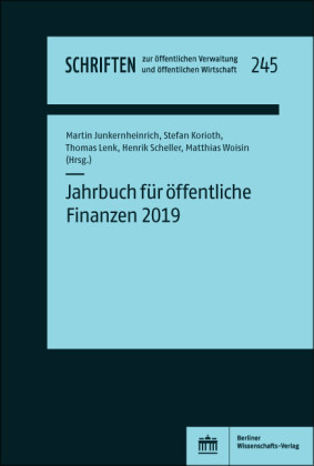 Jahrbuch für öffentliche Finanzen 2019