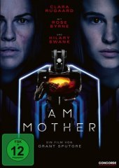 I am Mother, 1 DVD Cover