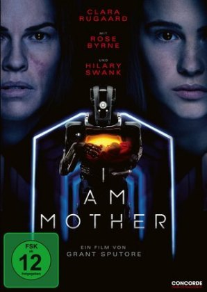 I am Mother, 1 DVD