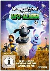 Shaun das Schaf - Der Film: UFO-Alarm, 1 DVD Cover