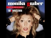 Monika Gruber - Wahnsinn!, 1 Audio-CD Cover