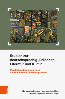 Studien zur deutschsprachig-jüdischen Literatur und Kultur