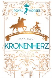 Royal Horses. Kronenherz Cover