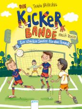Die Kickerbande. Ein starker Spieler für das Team Cover