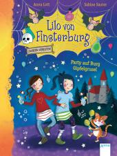 Lilo von Finsterburg - Zaubern verboten! Party auf Burg Gipfelgrusel Cover
