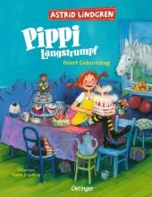 Pippi Langstrumpf feiert Geburtstag Cover
