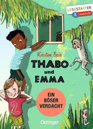 Thabo und Emma - Ein böser Verdacht