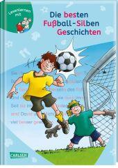 Die besten Fußball-Silbengeschichten Cover