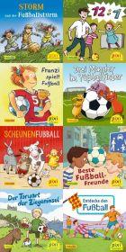 Pixi spielt Fußball, 8 Hefte