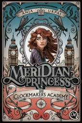 Meridian Princess - Die Clockmakers Academy Cover
