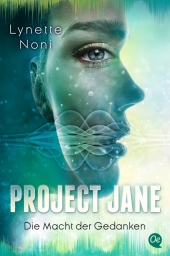 Project Jane - Die Macht der Gedanken Cover